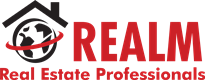 Realm Real Estate Agent Logo